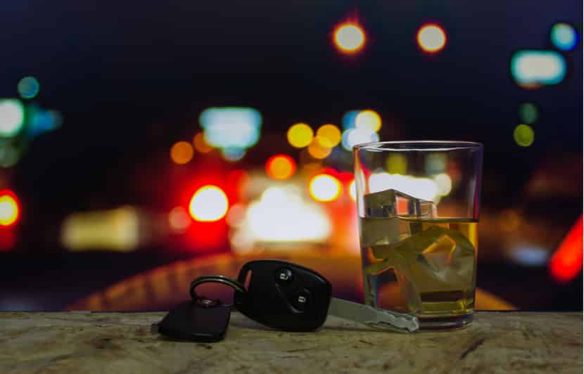 DUI Charges: Impaired to the Slightest Degree