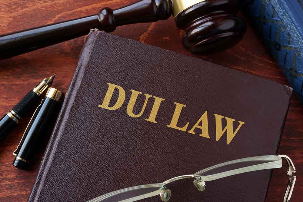 A legal textbook about Arizona DUI Laws.