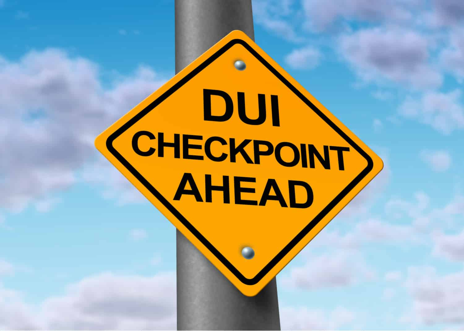 What are DUI Checkpoints?